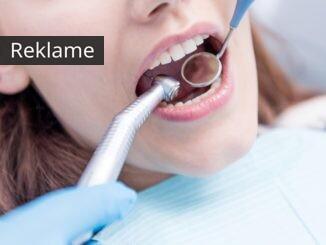 Tandlæge smil