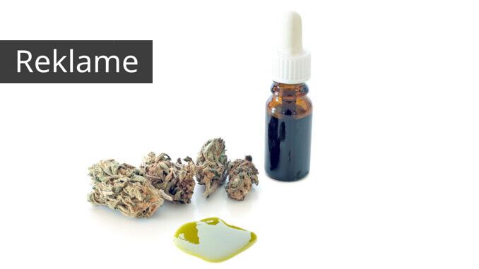 Cannabis-olie