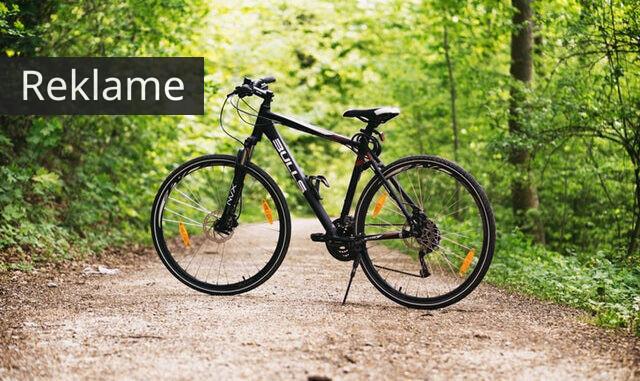 køb ny cykel og kom i form